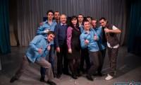 Поздравляем команду КВН «Орские пряники»