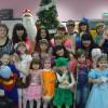 Новогодний праздник для наших воспитанников