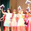 Фотоотчет с вручения дипломов выпускникам