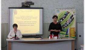 Методическое объединение заместителей директоров по воспитательной работе