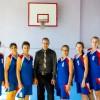 Наши баскетболистки — призеры области