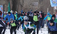 «Лыжня России — 2016»