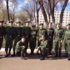 Военно-патриотическая смена в Тоцкой дивизии