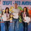 Наши ребята серебряные призеры первенства России по плаванию