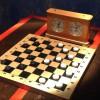 Открытие IV международного турнира по русским шашкам