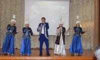 Встреча с представителями города Актобе республики Казахстан