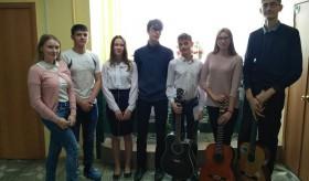 1-й тур Зонального детско-юношеского фестиваля «Белая ворона»
