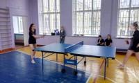 Отборочный тур по настольному теннису