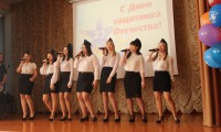 Концертная программа «Для вас, мужчины !»