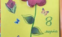 Праздник весны – 8 марта в Ресурсном центре «Импульс»