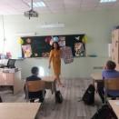 Первого сентября в Ресурсном центре «Импульс» начался новый учебный год.