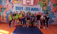 Турнир по баскетболу (девушки)