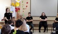 Встреча с учениками МОАУ СОШ № 6