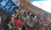 Виктория Ищиулова завоевала 7 медалей и установила четыре рекорда России!