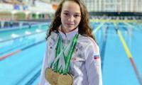 Наша чемпионка Паралимпийских игр