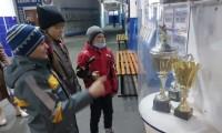 Обучающиеся Ресурсного центра «Импульс» посетили Дворец спорта «Юбилейный».